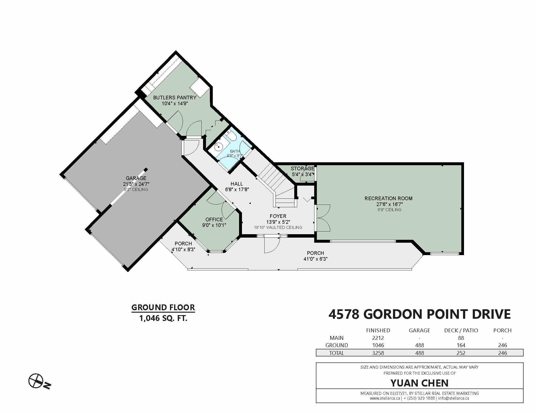 4578 Gordon Point Dr