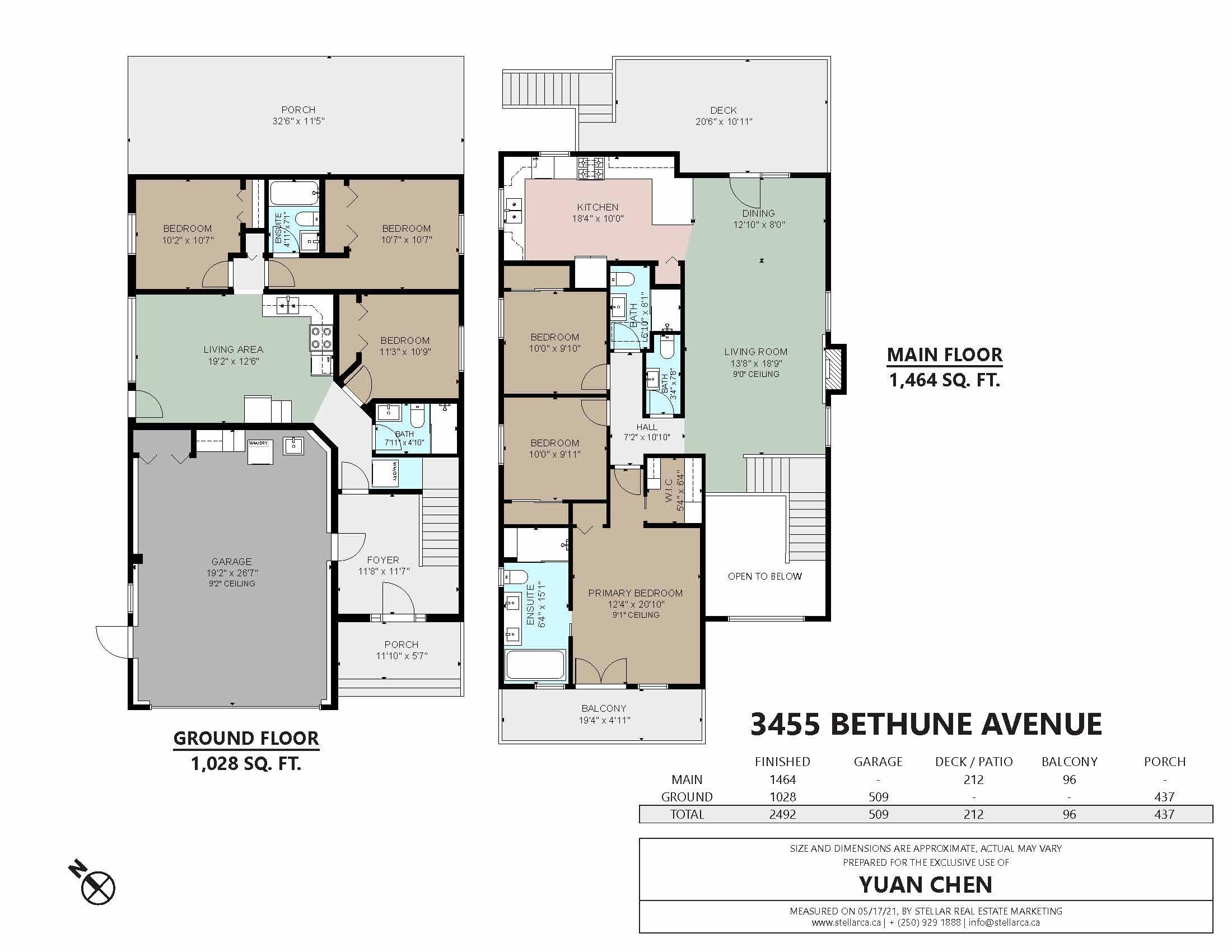 3455 Bethune Ave